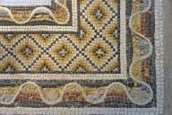Bust of Dionysus Mosaic