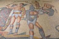 Gladiator Mosaic