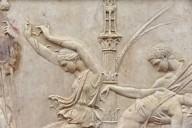Relief with Dionysiac Scene