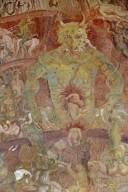Camposanto Fresco Cycle, Hell