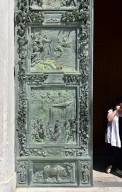 Pisa Cathedral Doors