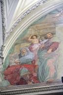 Santa Maria della Pace: Chigi Chapel