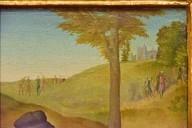 Predella, Life of Saint Acasius