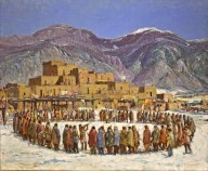 Inspection of Arms, Taos Indian Pueblo