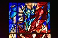 Jacob's Dream [Panel for Metz Cathedral window]