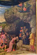 Scenes from the Life of Christ (Epiphany, Circumcision and Ascension)