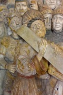 Altarpiece of the Carrying of the Cross [plaster cast]