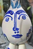 Tripod Vase