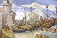 Battle of Ostia