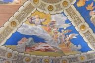 Ceiling of Stanza di Eliodoro
