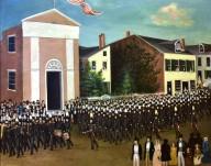 A Militia Parade