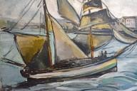 Sailboat at Southampton