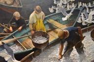 Dark Harbor Fishermen