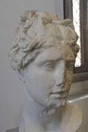 Female head in the style of Pergamum