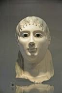 Mummy Mask of a Woman (Roman Period)