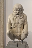 Statue of Bes