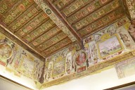 Palazzo Altemps: Antechamber of the Four Seasons Frescoes