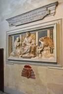 Tomb of Cardinal Nicholas de Cusa [fragment]