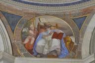 Angels Battling Demons, Apartment of St. Pius V