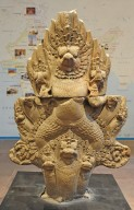 Garuda, the mount of Vishnu
