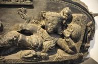 Gauri and Newborn Shiva