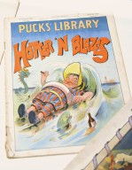 Assorted Covers, Puck Press Publications