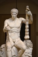 Sitting Heracles