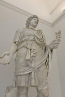 Colossal Statue of the Genius Populi Romani