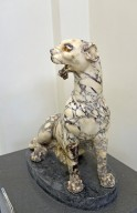 Statue of a Panther (or Leopard)