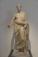 Portrait statue of Demetrius Phalereus?