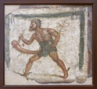 Priapus Depicted with the Attributes of Mercury