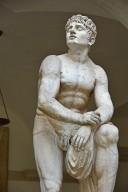 Resting Gladiator