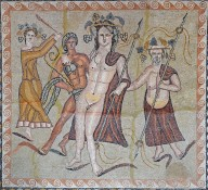 Mosaic from the House of Bacchus, Complutum