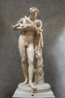Silenus with the Child Dionysus