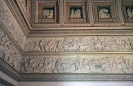 Palazzo del Te, Chamber of the Stuccoes