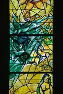 Chagall Stained Glass Windows, Metz Cathedral