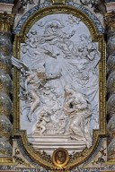 Annunciation (Altarpiece) with Flanking Angels