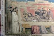 Bardi Chapel, Life of Saint Francis