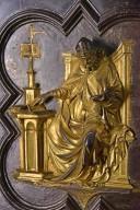 Florence Baptistry, North Doors, Life of Christ [original doors]