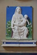 Madonna of the Rosebush