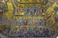 Florence Baptistery, Mosaic Ceiling