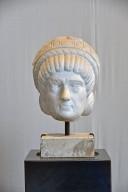 Portrait of a woman (possibly Galla Placidia)