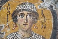 Santa Maria Antiqua, Saint Agatha [detached fresco]