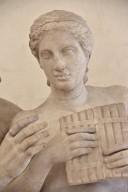 Pan Teaching Daphnis to Play the Syrinx