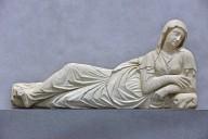 Duomo Façade Sculpture, Adoring Angels and Madonna of the Nativity