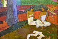 Mata Mua (In Olden Times)
