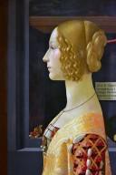 Portrait of Giovanna degli Albizzi Tornabuoni