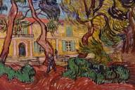 Hospital at Saint-Rémy
