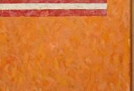 Flag on Orange Field