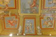 Villa Borghese, Egyptian Room Ceiling
